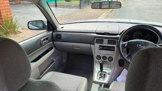 2004 Subaru Forester MY04 X Silver 4 Speed Automatic Wagon