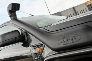 2013 Ford Ranger PX XL Black 6 Speed Manual Cab Chassis.
