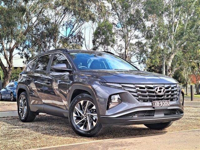Used Hyundai Tucson NX4.V1 MY22 Elite D-CT AWD St Marys, 2021 Hyundai Tucson NX4.V1 MY22 Elite D-CT AWD Grey 7 Speed Sports Automatic Dual Clutch Wagon