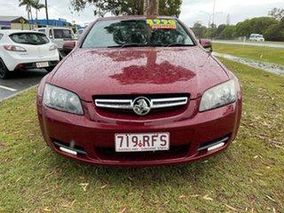 2008 Holden Commodore VE MY09 60th Anniversary Maroon 4 Speed Automatic Sedan