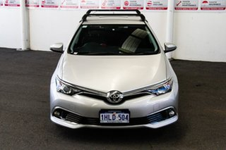 2017 Toyota Corolla ZRE182R MY17 Ascent Sport Silver Pearl 7 Speed CVT Auto Sequential Hatchback.