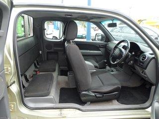 2009 Mazda BT-50 Gold Manual Extracab