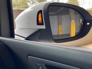 2021 Volkswagen Golf 8 MY21 110TSI White 8 Speed Sports Automatic Hatchback
