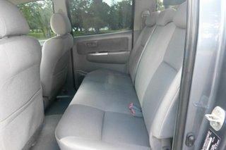 2010 Toyota Hilux KUN26R MY10 SR5 Grey 4 Speed Automatic Utility