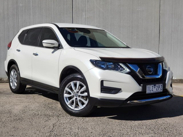 Used Nissan X-Trail T32 ST X-tronic 2WD Oakleigh, 2017 Nissan X-Trail T32 ST X-tronic 2WD White 7 Speed Constant Variable Wagon