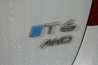 2016 Volvo S60 F MY17 T6 R-Design White 8 Speed Automatic Sedan