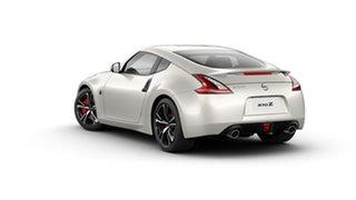 2021 Nissan 370Z Z34 MY20 Shiro White 6 Speed Manual Coupe