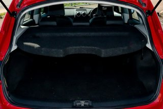 2010 Nissan Dualis J10 MY2009 Ti Hatch X-tronic Red 6 Speed Constant Variable Hatchback