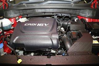 2018 Hyundai Tucson TL3 MY19 Highlander AWD Red 8 Speed Sports Automatic Wagon