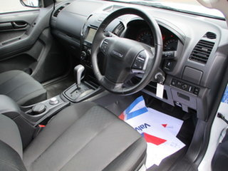 2018 Isuzu D-MAX TF MY17 SX White 6 Speed Automatic Dual Cab