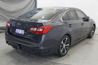 2016 Subaru Liberty B6 MY16 2.5i CVT AWD Grey 6 Speed Constant Variable Sedan