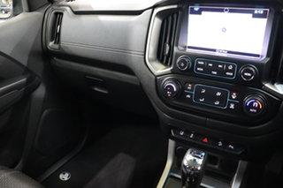 2017 Holden Colorado RG MY18 LTZ (4x4) Black/Grey 6 Speed Automatic Crew Cab Pickup