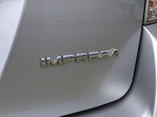 2018 Subaru Impreza G5 MY18 2.0i-S CVT AWD Silver 7 Speed Constant Variable Hatchback.
