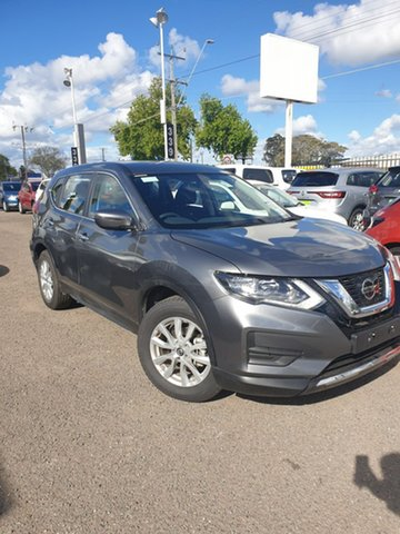 Used Nissan X-Trail T32 MY21 ST X-tronic 4WD Hillcrest, 2021 Nissan X-Trail T32 MY21 ST X-tronic 4WD Grey 7 Speed Constant Variable Wagon
