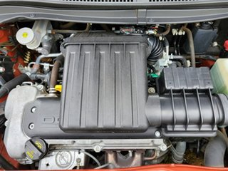 2007 Suzuki Swift RS415 Orange 5 Speed Manual Hatchback