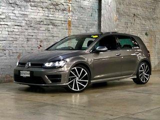2016 Volkswagen Golf VII MY16 R DSG 4MOTION Grey 6 Speed Sports Automatic Dual Clutch Hatchback