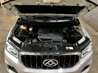 2020 LDV T60 SK8C Pro White 6 Speed Sports Automatic Utility