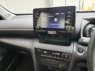 2020 Toyota Yaris Cross MXPB10R GX 2WD Black 10 Speed Constant Variable Wagon