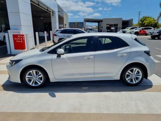 2018 Toyota Corolla Mzea12R Ascent Sport Crystal Pearl 10 Speed Constant Variable Hatchback
