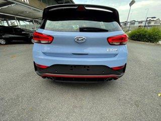 2021 Hyundai i30 Pde.v4 MY22 N Performance Blue 6 Speed Manual Hatchback
