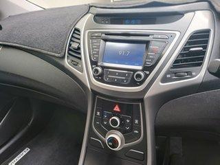 2014 Hyundai Elantra MD3 Trophy White 6 Speed Sports Automatic Sedan