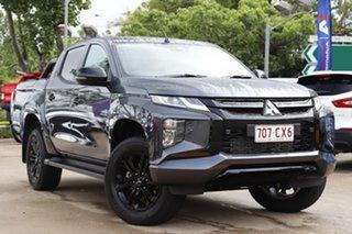 2021 Mitsubishi Triton MR MY21 GSR Double Cab Grey 6 Speed Sports Automatic Utility.