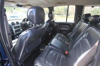 2002 Jeep Cherokee KJ Limited Blue 4 Speed Automatic Wagon