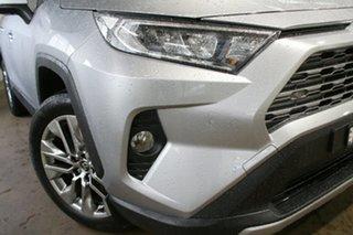 2019 Toyota RAV4 Mxaa52R Cruiser 2WD Silver Sky 10 Speed Constant Variable Wagon.