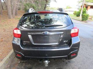 2012 Subaru XV G4X MY12 2.0i AWD Space Grey 6 Speed Manual Wagon