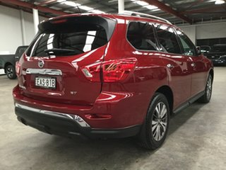 2018 Nissan Pathfinder R52 Series III MY19 ST X-tronic 2WD Red 1 Speed Constant Variable Wagon.
