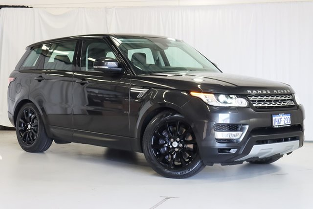 Used Land Rover Range Rover Sport L494 16MY HSE Wangara, 2015 Land Rover Range Rover Sport L494 16MY HSE Grey 8 Speed Sports Automatic Wagon