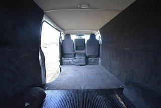 2011 Toyota HiAce TRH201R MY11 LWB Silver 4 Speed Automatic Van