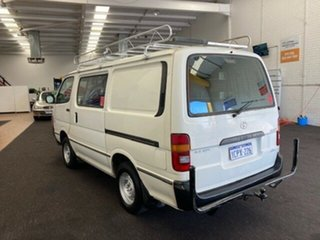 2003 Toyota HiAce RZH103R SWB White 5 Speed Manual Van