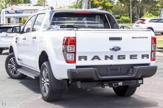 2021 Ford Ranger PX MkIII 2021.75MY Wildtrak White 10 Speed Sports Automatic Double Cab Pick Up