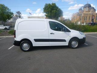 2012 Peugeot Partner B9P L1 White Manual Van.