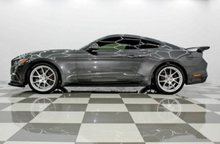 2017 Ford Mustang FM MY17 Fastback GT 5.0 V8 Grey 6 Speed Manual Coupe