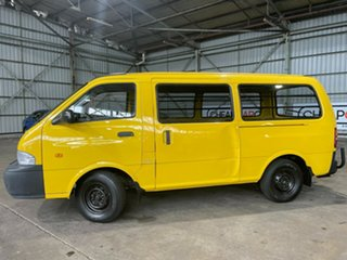 2003 Kia Pregio CT Yellow 5 Speed Manual Van.