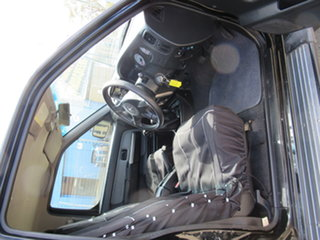 2005 Nissan Navara ST-R Black 5 Speed Manual Cab Chassis