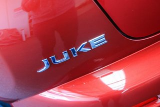 2013 Nissan Juke F15 ST (FWD) Continuous Variable Wagon