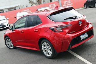 2020 Toyota Corolla ZWE211R Ascent Sport E-CVT Hybrid Jasper Red 10 Speed Constant Variable Sedan.