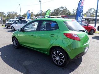 2012 Mazda 2 Green Automatic Hatchback