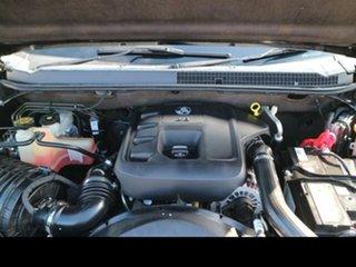 2017 Holden Colorado RG MY17 LTZ (4x4) Black 6 Speed Automatic Crew Cab Pickup