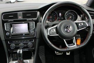 2014 Volkswagen Golf VII MY15 GTI DSG Black 6 Speed Sports Automatic Dual Clutch Hatchback