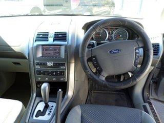 2006 Ford Territory Grey Automatic Wagon