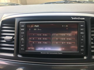 2010 Mitsubishi Lancer CJ VR-X Red Constant Variable