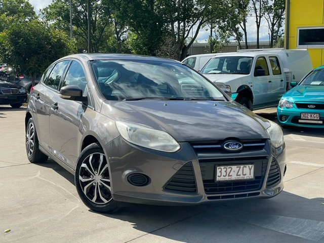 Used Ford Focus LW Ambiente PwrShift Toowoomba, 2011 Ford Focus LW Ambiente PwrShift Grey 6 Speed Sports Automatic Dual Clutch Hatchback