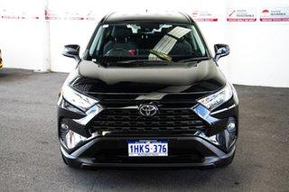 2019 Toyota RAV4 Mxaa52R GXL 2WD Eclipse Black 10 Speed Constant Variable Wagon.