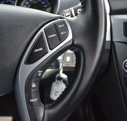 2015 Hyundai Elantra MD3 SE White 6 Speed Sports Automatic Sedan.