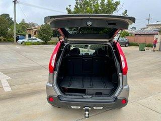 2012 Nissan X-Trail T31 Series IV TL Grey 6 Speed Sports Automatic Wagon