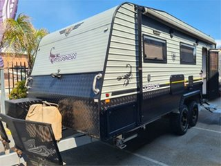 2015 JB Scorpion Caravan.